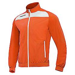Macron Calamus Track jacket Orange-white