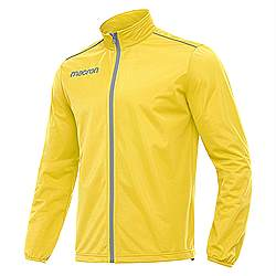 Macron Niagara Track jacket Yellow