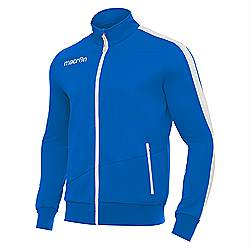 Macron OPI Track Jacket Royal-white