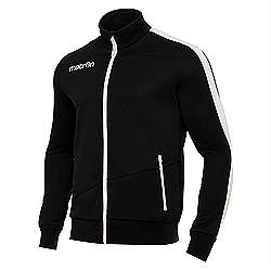 Macron OPI Track Jacket Black-White