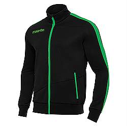 Macron OPI Track Jacket Black-Green
