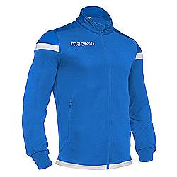 Macron SOBEK Track jacket Royal-White