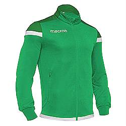 Macron SOBEK Track jacket Green-White