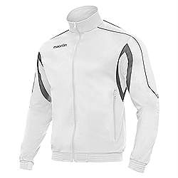 Macron Era track top White