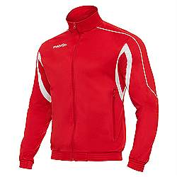 Macron Era track top Red