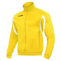 Macron Era track top Yellow