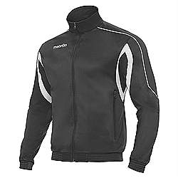 Macron Era track top Antracite