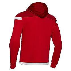 Macron Eadesy track top Rear