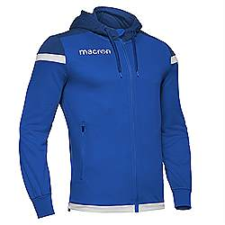 Macron Eadesy track top Royal