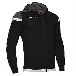 Macron Eadesy track top Black