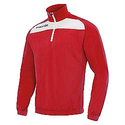 Macron Nile training Top Red