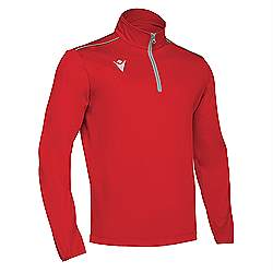 Macron Havel training Top Red