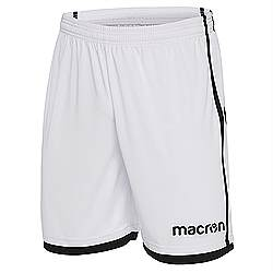 Macron Algol shorts White-Black