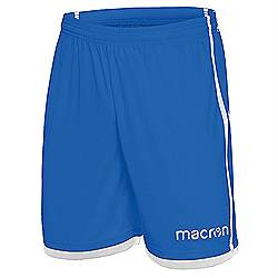 Macron Algol shorts Royal-White