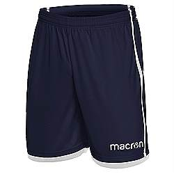 Macron Algol shorts Navy-White