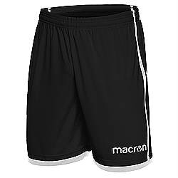 Macron Algol shorts Black-white