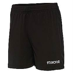 Macron Womens acrux shorts Black