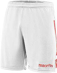 Macron Elbe shorts white-red
