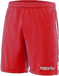 Macron Elbe shorts Red-white