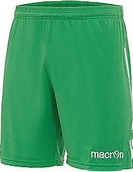 Macron Elbe shorts Green-white