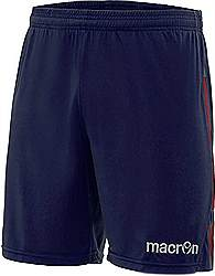 Macron Elbe shorts Navy-red
