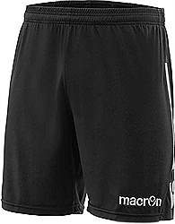 Macron Elbe shorts Black-white