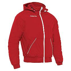 Macron Moscow jacket Red