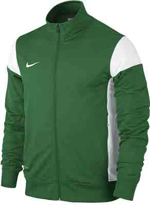 Nike Academy 14 knit Jacket green