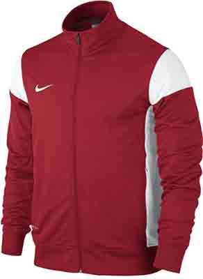 Nike Academy 14 knit Jacket red