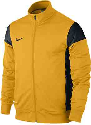 Nike Academy 14 knit Jacket gold