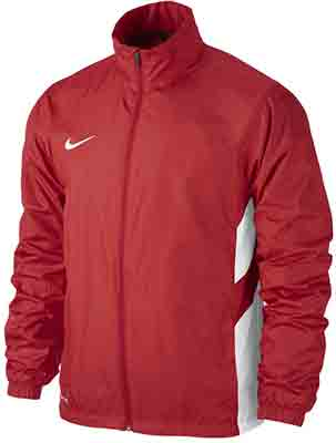 Nike Academy 14 Woven Jacket red