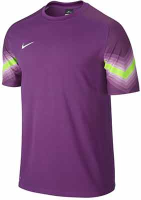 36776893e The Nike Goleiro Jersey with Dri-FIT technology gets you ready to perform  at your highest level. • Lightweight sweat management.