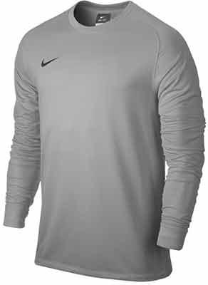 de638a3fb93 Nike Park goalkeeper jersey silver ...