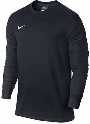 3b42635e1f1c Nike Park goalkeeper jersey silver Nike Park goalkeeper jersey black ...