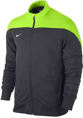 Nike squad 14 poly jacket antracite