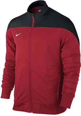 Nike squad 14 poly jacket red