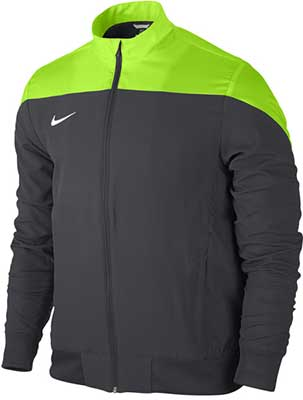 Nike Squad 14 woven jacket antracite