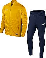 Nike Academy 16 Knit tracksuit yellow-black