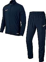 Nike academy 16 woven suit navy