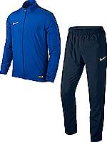 Nike Academy 16 woven tracksuit royal-navy