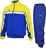 Prostar Lumino Tracksuit Yellow/Royal Blue/White