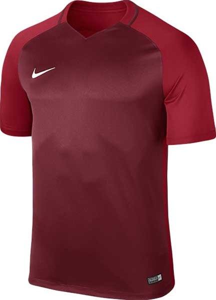 Nike Trophy III Jersey short sleeves maroon 2295a53d4101