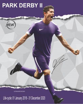 Nike Park Derby II football jersey  9a48d598d26f