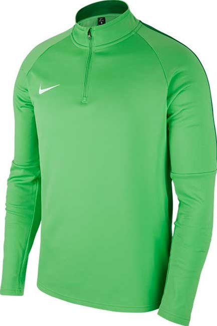 256d668f8 Nike Academy 18 Drill Top Green