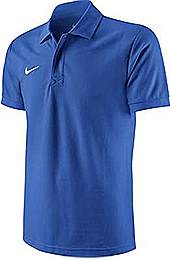 Nike core polo shirt Royal