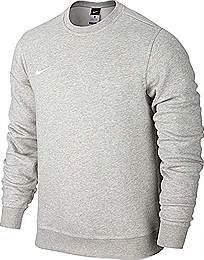 Nike Team Club Sweat Top Grey