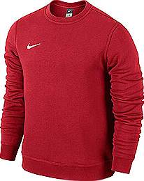 Nike Team Club Sweat Top Red