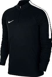 Nike Squad 17 Drill Top black