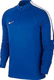 Nike Squad 17 Drill Top royal