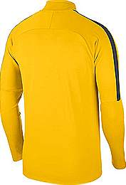 Nike Academy 18 Drill Top Back view